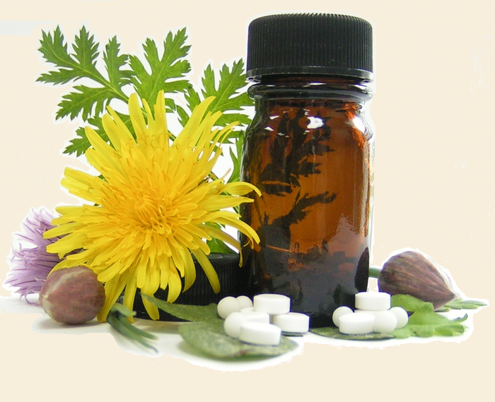 image homeopathic herbs